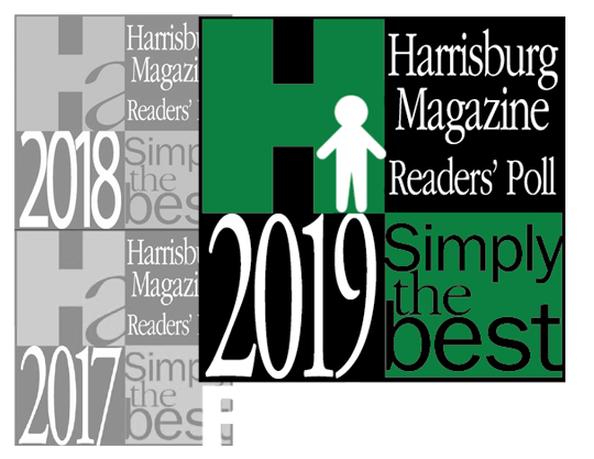 2019 Simply the Best People Harrisburg Best Law Firm Logo